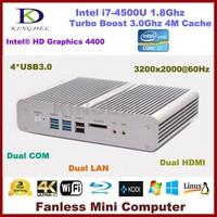 New arrival! 3.0GHz dual core i7 mini pc Kindel NC261,16G RAM 256G SSD, window s xp / window s 7 / 8, HMDI htpc X86