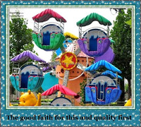 More than 10 years experience in Amusement Park Rides Mini Ferris Wheel for Play Center