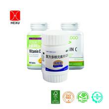 Antibiotic pill bottle custom label