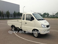DOT approved China Electric new mini van pickup trucks for sale Curtis controller