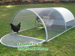 Chicken Roll' is a modern-styled chicken coop