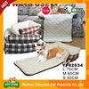 2015 New Design Dog Pet Products Fancy Foldable Extra Large Dog Beds