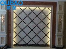 modern house design decoration 4'x8' internal wall panels