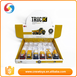Different color children pull back car toys diecast model car parts for kids