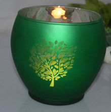 Bowl candle holders craft accessories