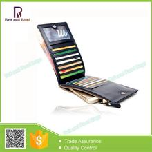 Low price stylish business card holder case wallet for men