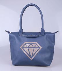 2015 Hot selling woman handbag fashion lady designer handbag cheap pu leather bags woman wholesale