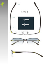 2015 new type temple changed eyeglasses frames