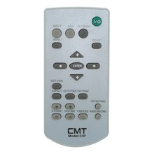 CMT-33P universal remote for projector