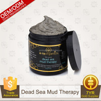 OEM/ODM Dead Sea Mud Best Mineral Mud Mask for Body & Face