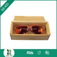 Novelties Wholesale China custom sunglass bamboo case