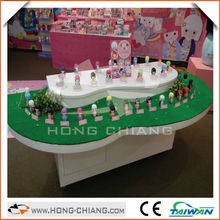 portable exhibition stand / booth construction