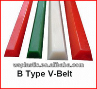 high quality color b type v-belt at low price