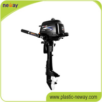 High performance 2.6hp 4 stroke outboard electric