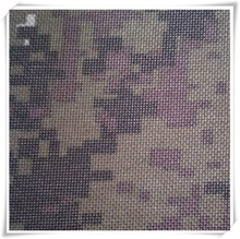 High Quality 100 Polyester Waterproof 600d Camo Printed Oxford Fabric with pvc coating