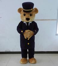 sm 058 teddy bear mascot /bear mascot costume/adult teddy bear mascot