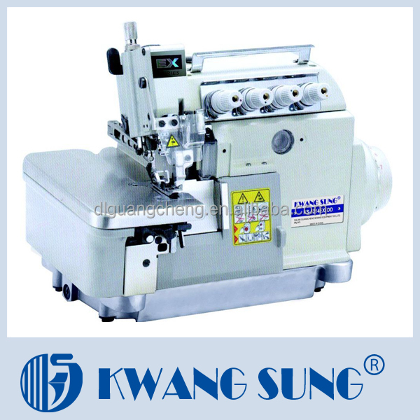 three needle sewing machine