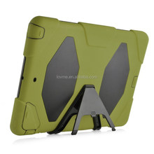 Heavy Duty Kickstand Hard Cover for ipad air 2 Cases with Stand