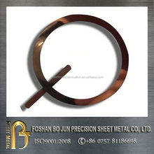 customized decorative metal casting made in China
