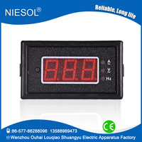 2015 Wenzhou new design 85 series digital frequency meter