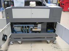 acrylic powerful laser cutter machine LC1490 Yongli 130-150W