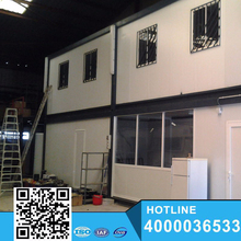 Easy Install Discount Container House Wood