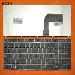 Laptop Keyboard For ASUS G60 GLOSSY FRAME BLACK OEM, SP Layout
