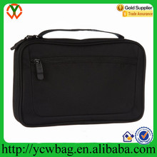 Wholesale Black Slimline Toiletry Kit