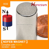 Industrial magnet flat round permanent magnet