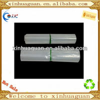 HDPE transparent plastic flat packing bag widely use in daily life