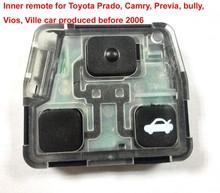 Inner remote for Toyota Prado, Camry, Previa, bully, Vios, Ville remote control, car were produced before 2006