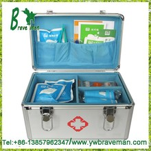 2015 china stock cheep price wholesale hospital factory car medical first aid kit