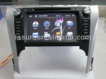 Toyota camry v50 coche gps reproductor de dvd con tv, bt, el ipod