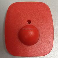 anti-theft pin tag, EAS RF hard tag eas alarm tag for clothing shop