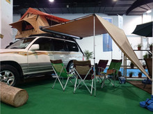 Offroad Camping Outdoor Aluminum Frame car side awning