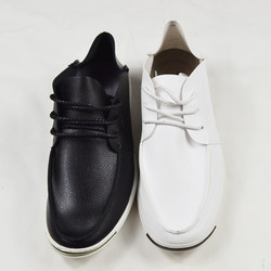 sturdy shoe pointed toe leather men shoe rivets and eyelets for shoe