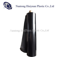 Soft PVC Frosted Black Film