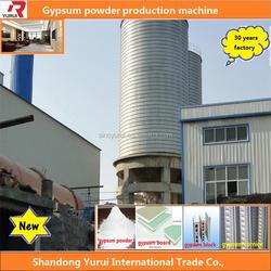 low maintenance cost plaster of paris making machine from China