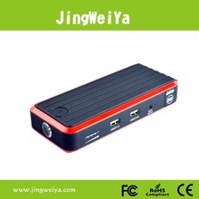 High Capacity 12000mAh Instant Power Jump Starter Emergency Car Battery 400A Peak Current