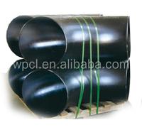 "8"" butt-weld(BW) 90 degree(DEG) long(L/R) carbon steel(CS) ASTM A234 WPB ANSI B16.9 Bevelled end elbow"