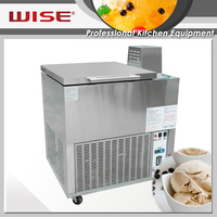 Extra Large Commercial Snow Flake Ice Maker/ Shaved Ice Machine