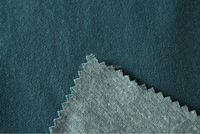 Auto stripe jersey blister framework knitted fabric