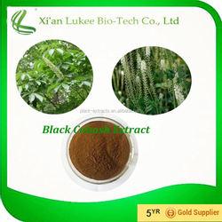 Black Cohosh P.E. Organic Black Cohosh Extract Triterpene Glycosides 8%
