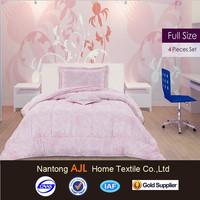 Wholesale luxury printed quilt/comforter
