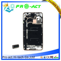 Lowest Price 100% Original for Samsung Galaxy Note 3 iii N900V Front Bezel Frame