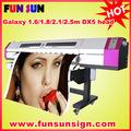 impresora digital de gran formato eco solvente en venta con dx5 cabeza / dx7