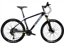 700C Full/Complete Carbon Fiber Mountain Bike / Bicycle Road Bike