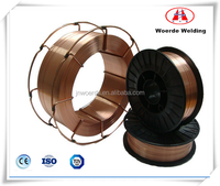 AWS plastic weld samples mig mag welding copper wire