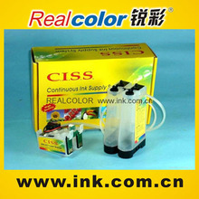 With two black cartridges ink system ciss for K101/K201 inkjet printers