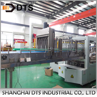 Automatic plastic packing machine